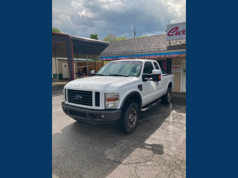 FORD F250 2008 price $14,990