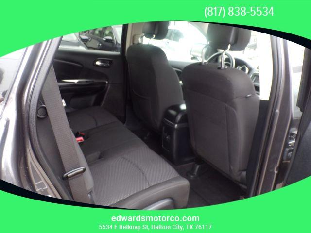 Dodge Journey 2018 price $13,495