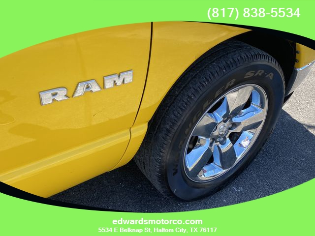 Dodge Ram 1500 Quad Cab 2008 price $10,995
