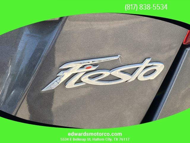 Ford Fiesta 2018 price $9,995