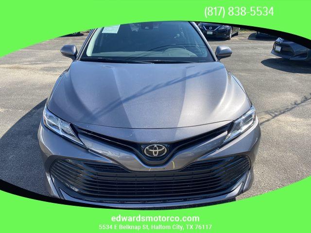 Toyota Camry 2019 price $18,495