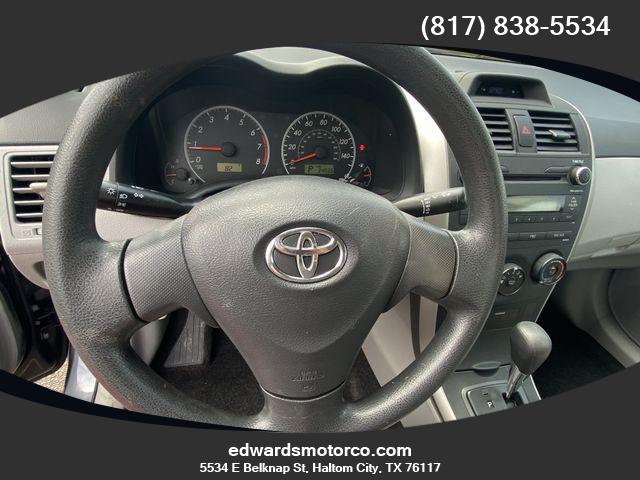 Toyota Corolla 2013 price $10,295