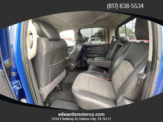 Ram 1500 Crew Cab 2011 price $13,995