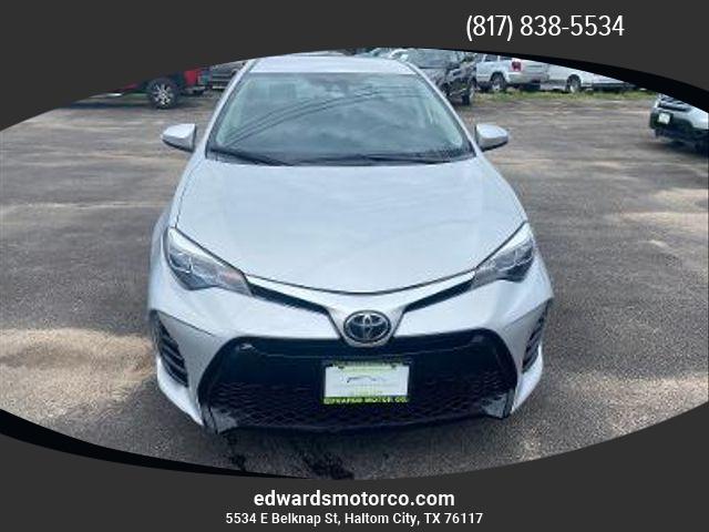 Toyota Corolla 2017 price $13,495
