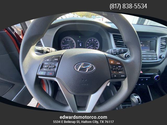 Hyundai Tucson 2017 price $16,495