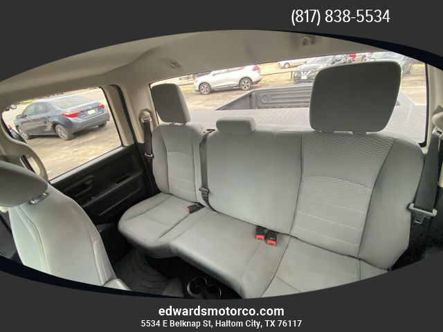 Ram 1500 Quad Cab 2014 price $16,995