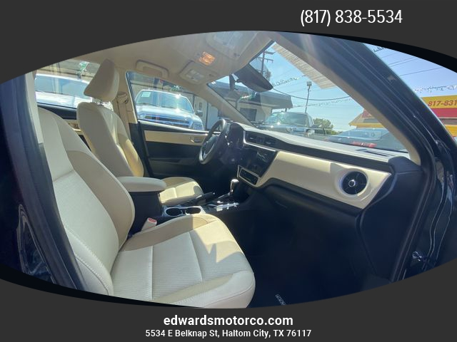 Toyota Corolla 2017 price $14,495