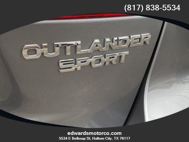 Mitsubishi Outlander Sport 2018 price $14,495