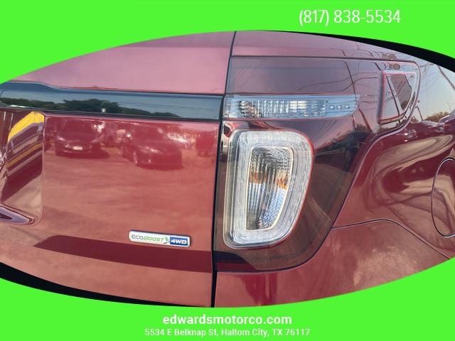 Ford Explorer 2014 price $17,995