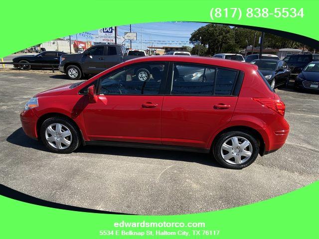 Nissan Versa 2010 price $6,995