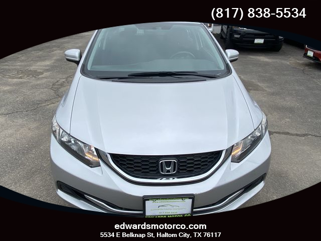 Honda Civic 2015 price $12,195