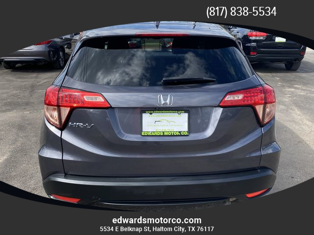 Honda HR-V 2017 price $16,349