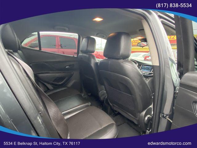 Buick Encore 2018 price $16,395