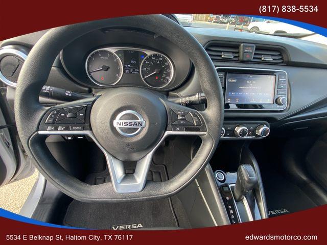 Nissan Versa 2020 price $12,995