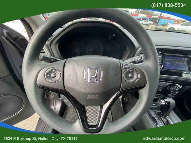 Honda HR-V 2016 price $13,995