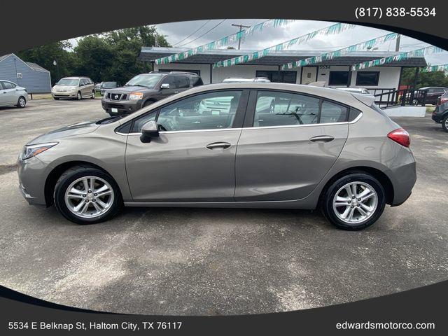 Chevrolet Cruze 2017 price $17,995