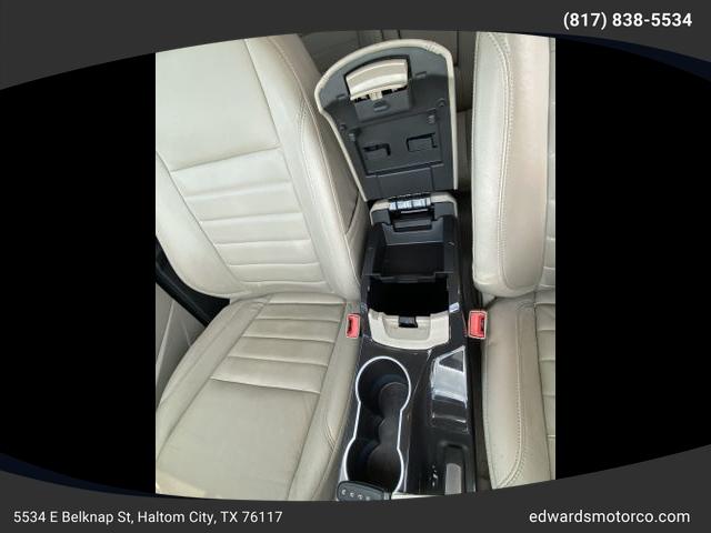 Ford Escape 2016 price $16,995