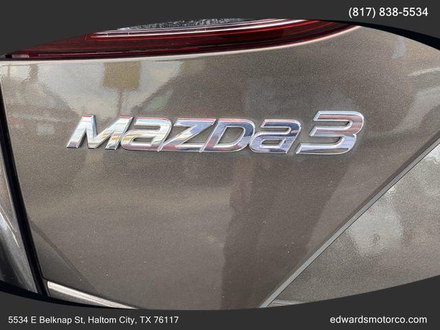 MAZDA MAZDA3 2016 price $16,995