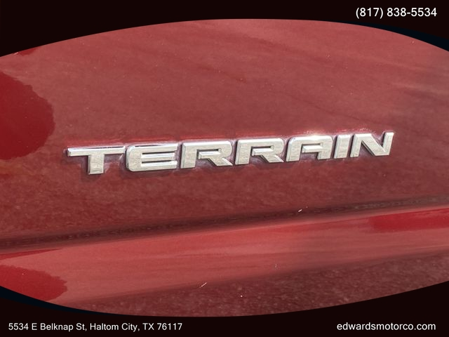 GMC Terrain 2016 price $19,495