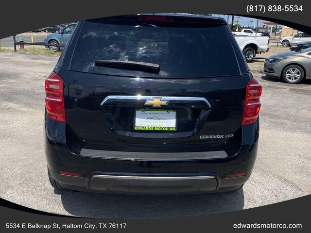 Chevrolet Equinox 2016 price $16,999