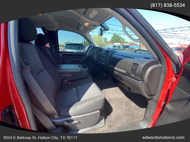 Chevrolet Silverado 1500 Extended Cab 2013 price $20,995