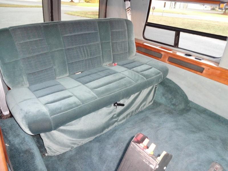 FORD ECONOLINE 1998 price $10,200