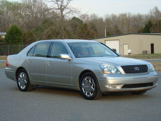 LEXUS LS 2002 price $6,500