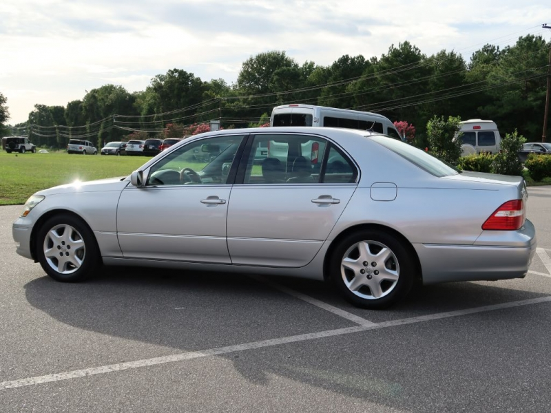 LEXUS LS 2004 price Call for Pricing.