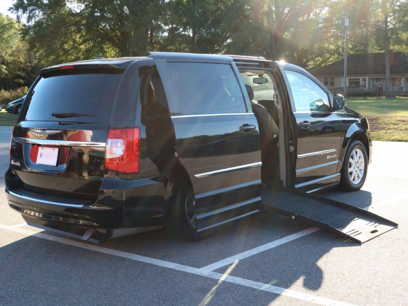 CHRYSLER TOWN & COUNTRY 2013 price Call for Pricing.