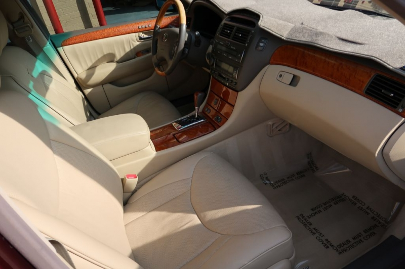 LEXUS LS 2006 price $8,995