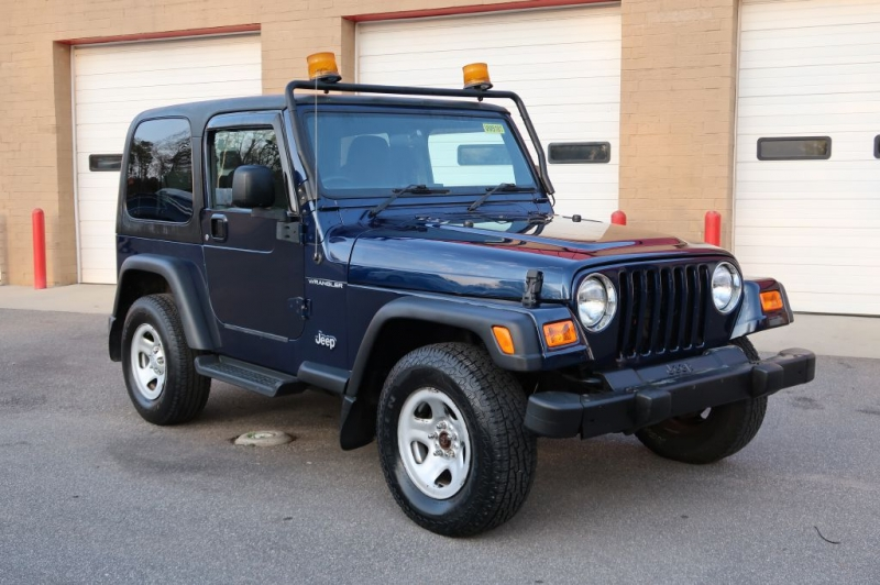 JEEP WRANGLER / TJ 2003 price $14,900
