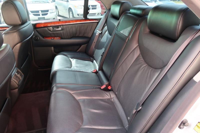 LEXUS LS 2005 price $11,900