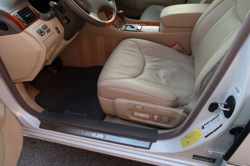 LEXUS LS 2006 price $35,000