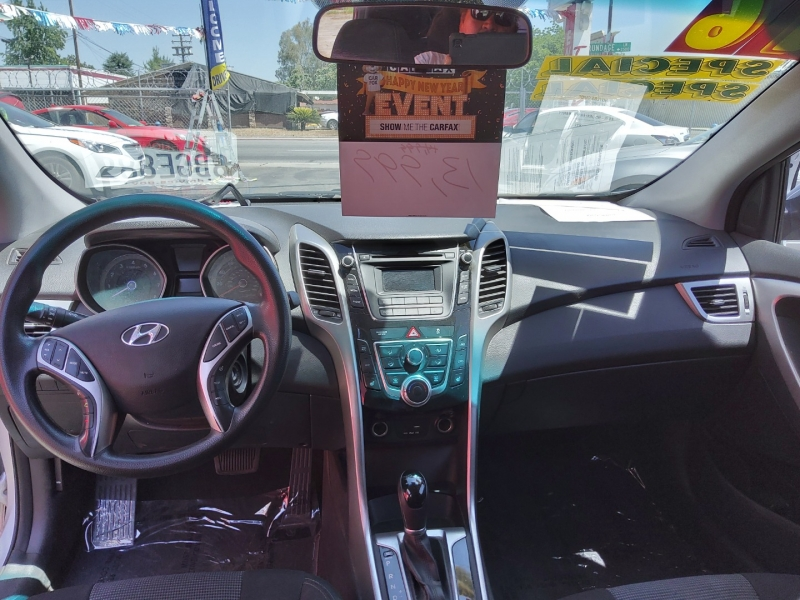 Hyundai ELANTRA GT 2016 price $13,999