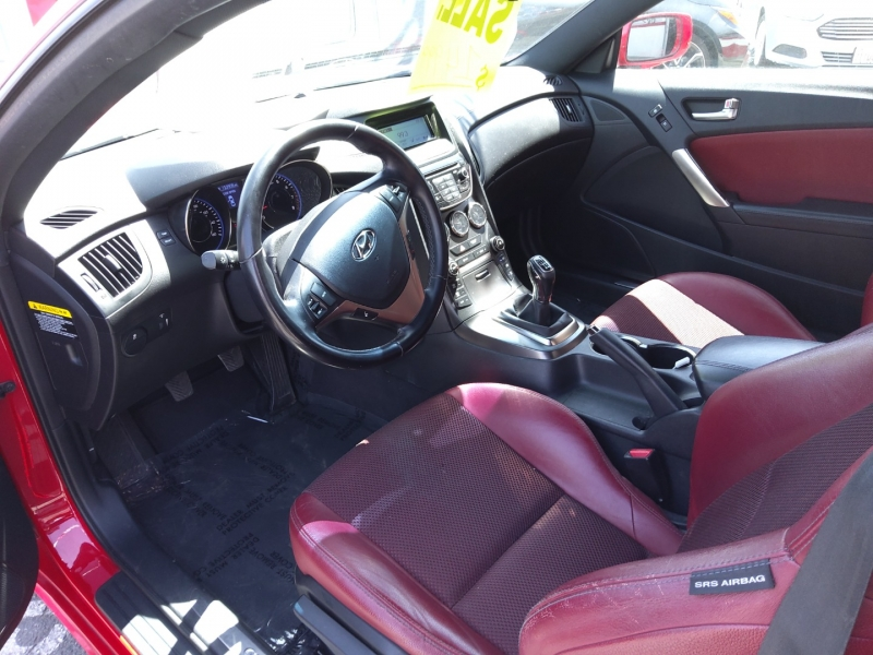Hyundai GENESIS COUPE 2013 price $14,791