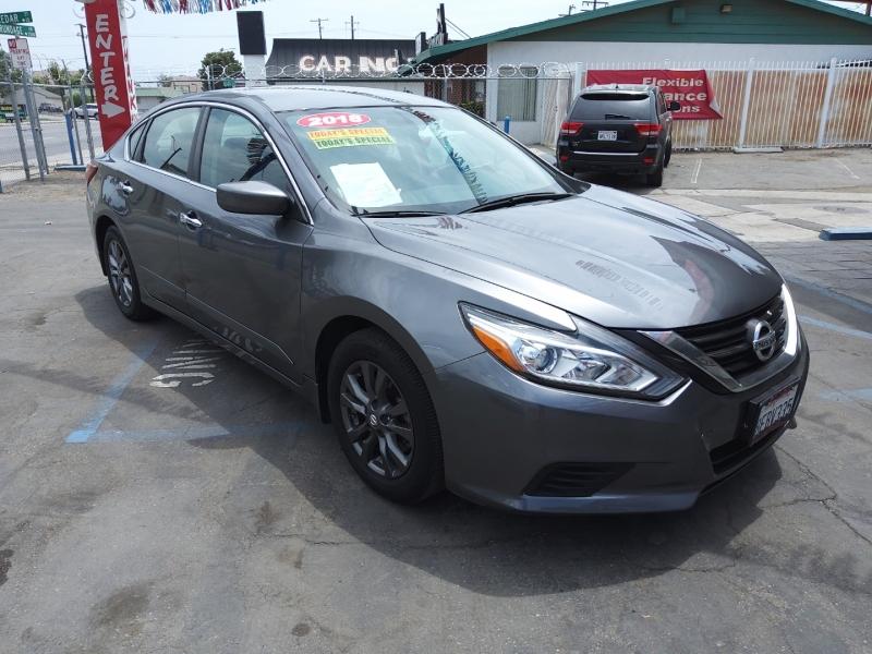 Nissan ALTIMA 2018 price $15,791