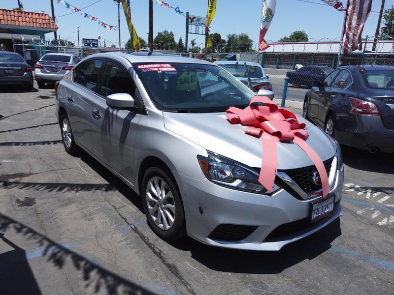 Nissan SENTRA 2017 price $14,981