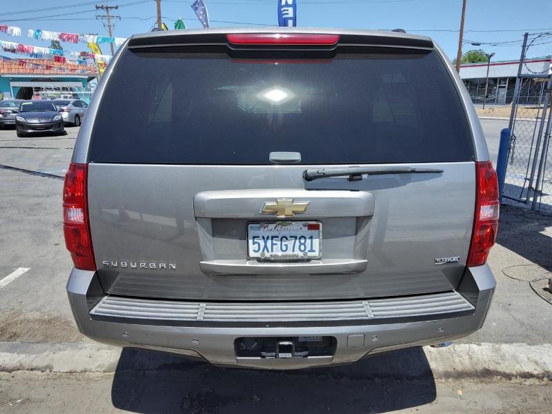 Chevrolet SUBURBAN 2007 price $15,771