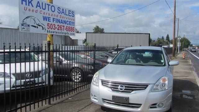 Nissan Altima 2010 price $7,495