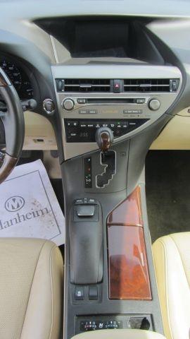 Lexus RX 2013 price $16,495