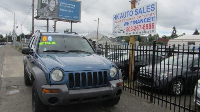 Jeep Liberty 2004 price $4,495
