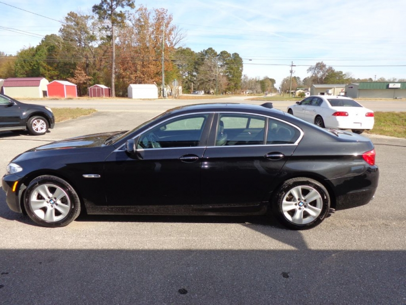 BMW 528 2012 price $9,600