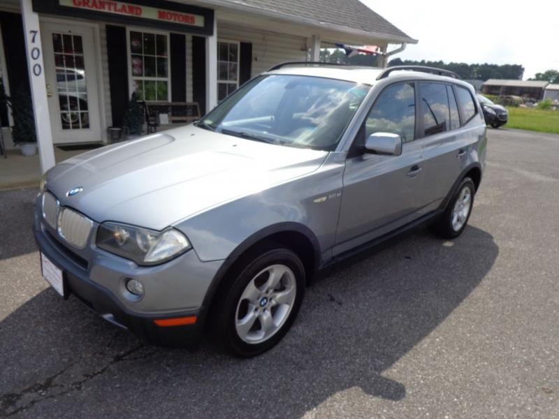 BMW X3 2008 price $6,900