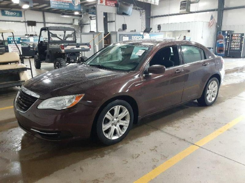 CHRYSLER 200 2012 price $8,995