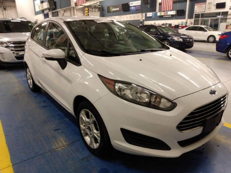 FORD FIESTA 2014 price $9,495