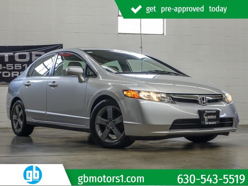 Honda Civic Sdn 2008 price $5,998