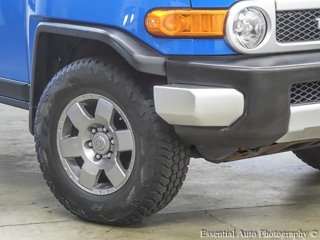 Toyota FJ Cruiser 2007 price $15,888
