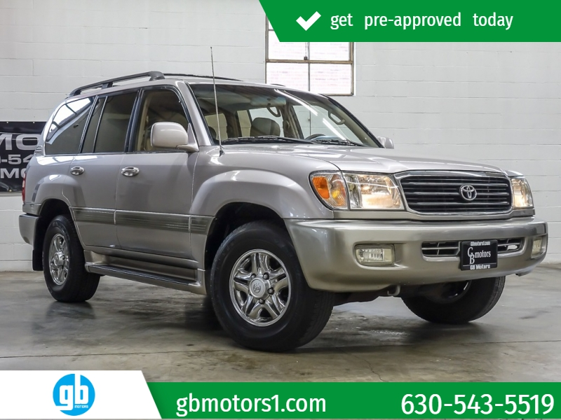 Toyota Land Cruiser 2000 price $15,998