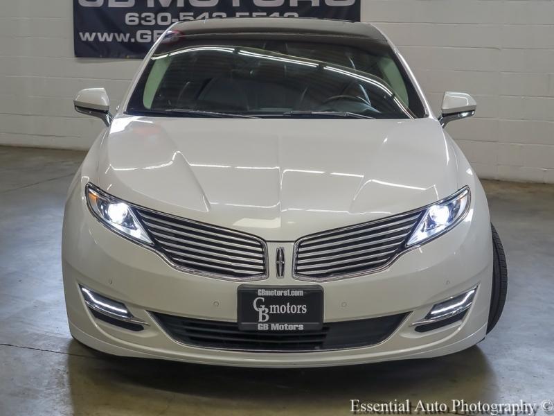 Lincoln MKZ 2014 price $15,498