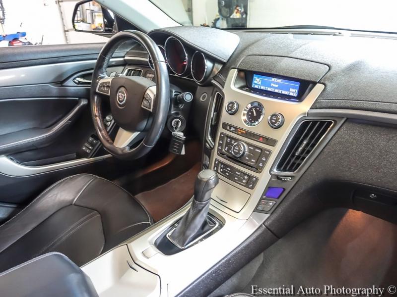 Cadillac CTS Sedan 2013 price $12,500